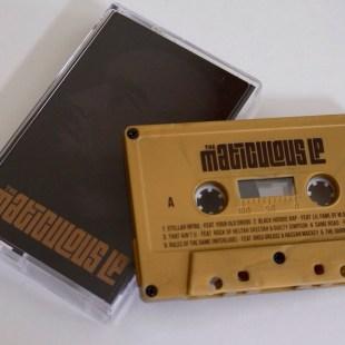 Maticulous - The Maticulous LP (ft. Your Old Droog, Blu, Masta Ace, Lil Fame, Rah Digga, Guilty Simpson + more)
