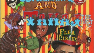 Z-Man & Tahaj The First - The Flea Circus