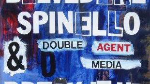 "Double Agent Media - ""Break It Up"" feat. Belvedere Spinello"