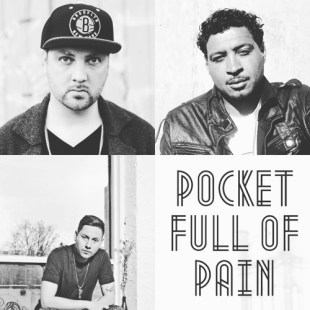 "Evil Ebenezer - ""Pocket Full Of Pain"" feat. Myka 9 prod. by Factor Chandelier"