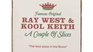 "Ray West & Kool Keith - ""Runnin' The Field"" feat. Cormega"