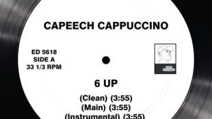 "Capeech Cappuccino - ""6 Up"""