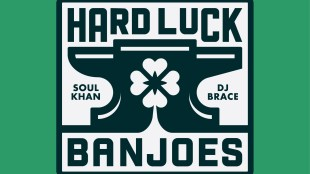 "Hard Luck Banjoes (Soul Khan & DJ Brace) - ""Once Again"""