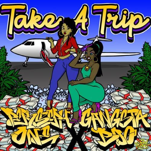 "Perseph One & Gangsta Boo - ""Take A Trip"""