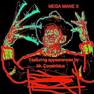 Mega Mane - Mega Mane X