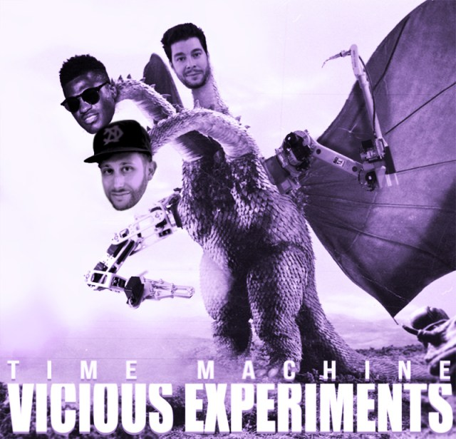 Time Machine - Vicious Experiments