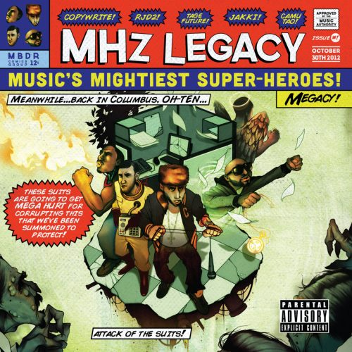 "MHz Legacy - ""Satisfied"" ft. Slug (of Atmosphere)"