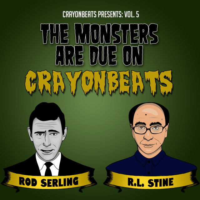 The Monsters Are Due On CrayonBeats