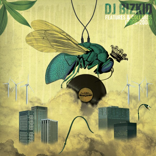 DJ Bizkid - Features & Collabos (2006 - 2008)