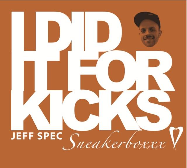 Jeff Spec - Sneakerboxxx