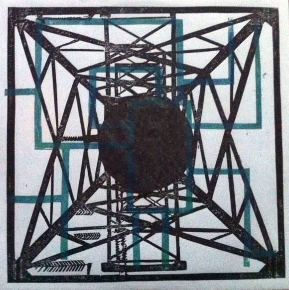 Playpad Circus / Azabeats - Split 10-inch