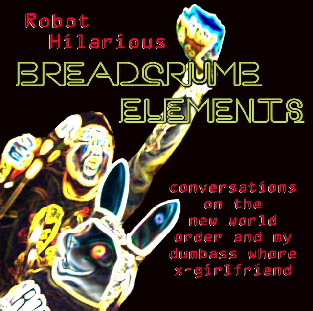Robot Hilarious - Breadcrumb Elements