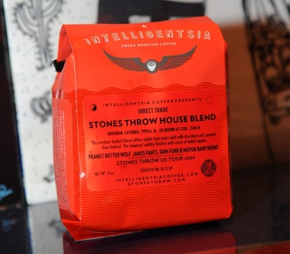 Stones Throw X Intelligentia Coffee
