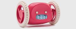 The Alarm Clock that Runs Away