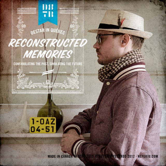 DSTR - Reconstructed Memories