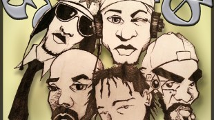 Anacron feat. Tajai, Qwazaar, Illspokinn, Firewater Redstarr - Schwing Remix EP