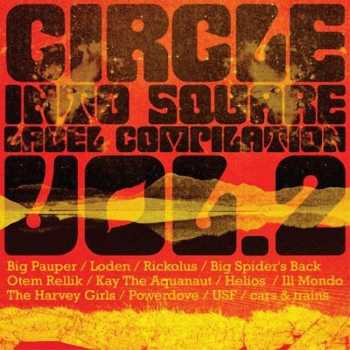 Circle Into Square - Compilation Vol. 2