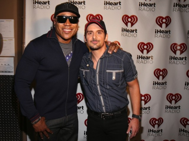 LL Cool J & Brad Paisley: Accidental Racist