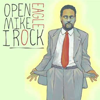"""Open Mike Eagle - """"I Rock (For The Unemployed)"""" Prod. by Awkward"""