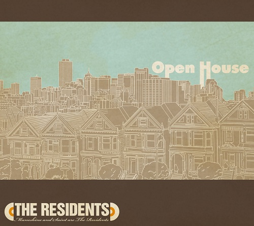 The Residents (Muneshine & Saint) - Open House LP