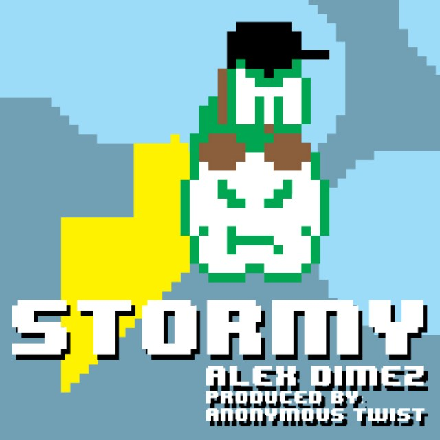 "Alex Dimez - ""Stormy"" Prod. Anonymous Twist"