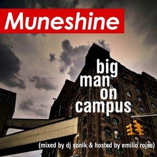 Muneshine - Big Man on Campus mixtape[download]