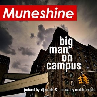 Muneshine - Big Man on Campus mixtape [download]