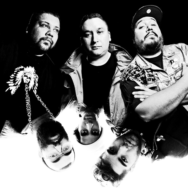 """A Tribe Called Red & Das Racist - """"Indians From All Directions"""""""