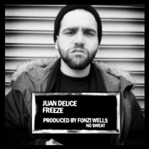 "Juan Deuce - ""Freeze"" (Prod. Fonzi Wells)"