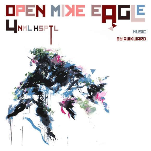 """Open Mike Eagle - """"Your Back Pack Past"""" feat. Has Lo"""