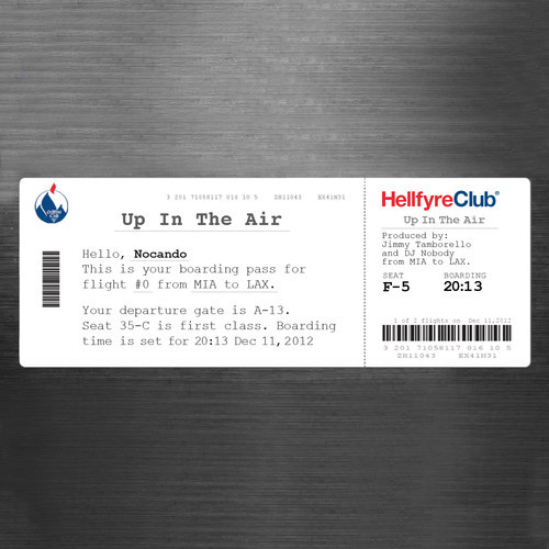 """Nocando - """"Up In The Air"""""""