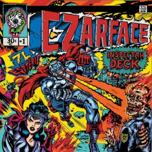 "Czarface (Inspectah Deck + 7L & Esoteric) - ""It's Raw"" feat. Action Bronson"