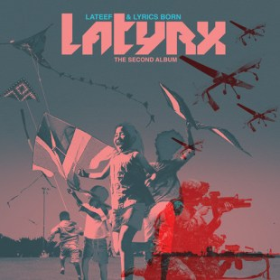 Latyrx (Lyrics Born + Lateef)