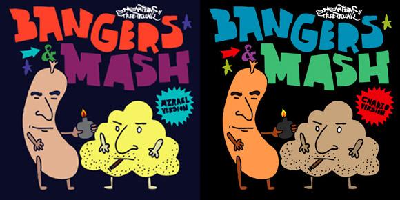 Chadio & Azrael - Bangers & Mash