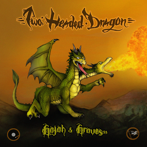 Gajah and Graves33 - Two Headed Dragon
