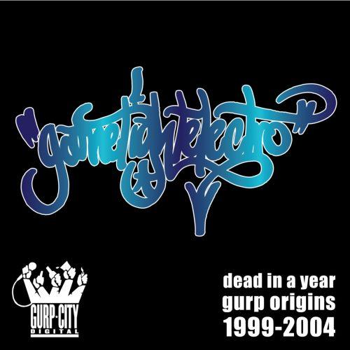 Gametightelectro - Origins of Gurp: Songs from 1999?-?2004