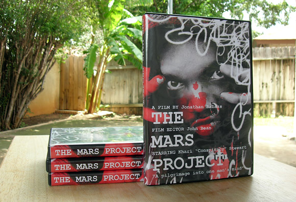 FREE DVD CONTEST: The Mars Project