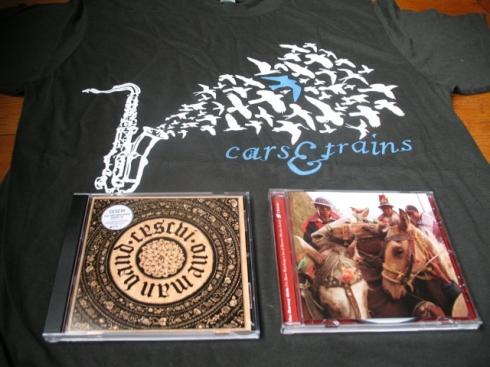 Circle Into Square: Merchandise Giveaway