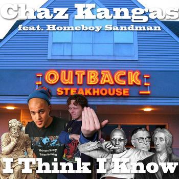 "Chaz Kangas - ""I Think, I Know"" (feat. Homeboy Sandman)"