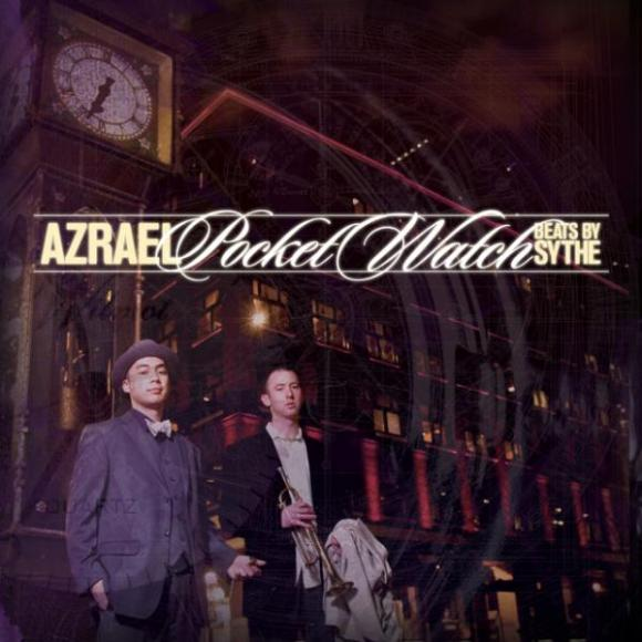 Azrael & Sythe - Pocket Watch