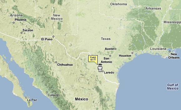 UGSMAG Moves to Laredo, Texas!