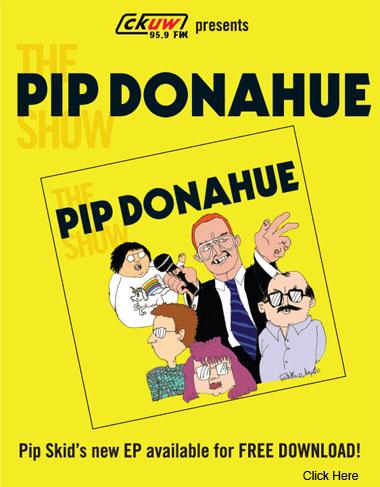 Pip Skid - Pip Donahue