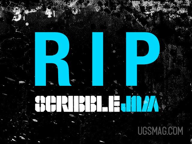 Scribble Jam RIP (1996-2008)