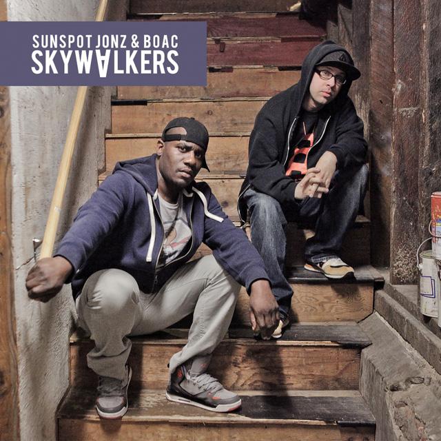 Sunspot Jonz & Boac - Skywalkers