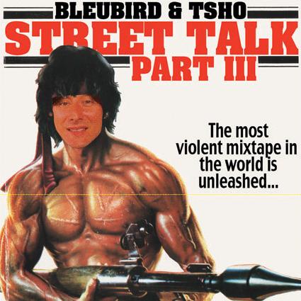 Bleubird & The Secondhand Outfit - Street Talk III