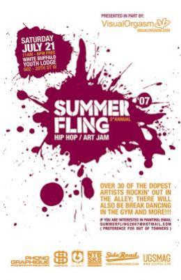 Summer Fling 2007 - Saskatoon