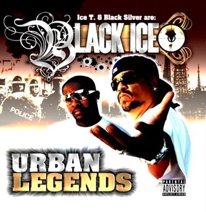Ice-T & Black Silver - Urban Legends (feat. Aceyalone, Too $hort, Tash, RBX and more)