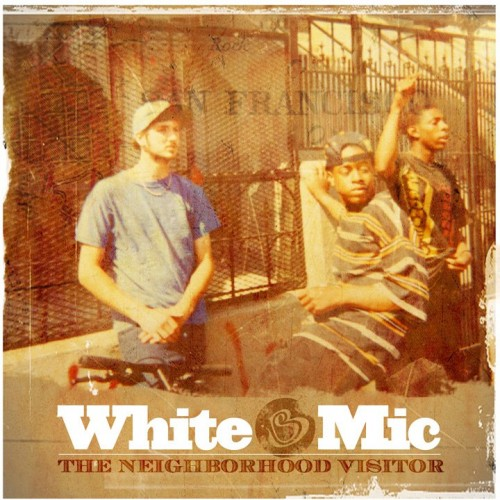 White Mic (Bored Stiff) - The Neighborhood Visitor