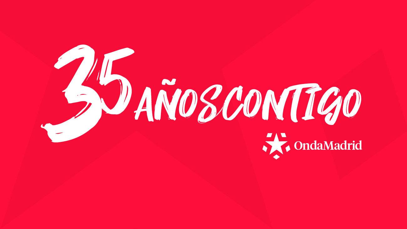 35 ANIVERSARIO DE ONDA MADRID