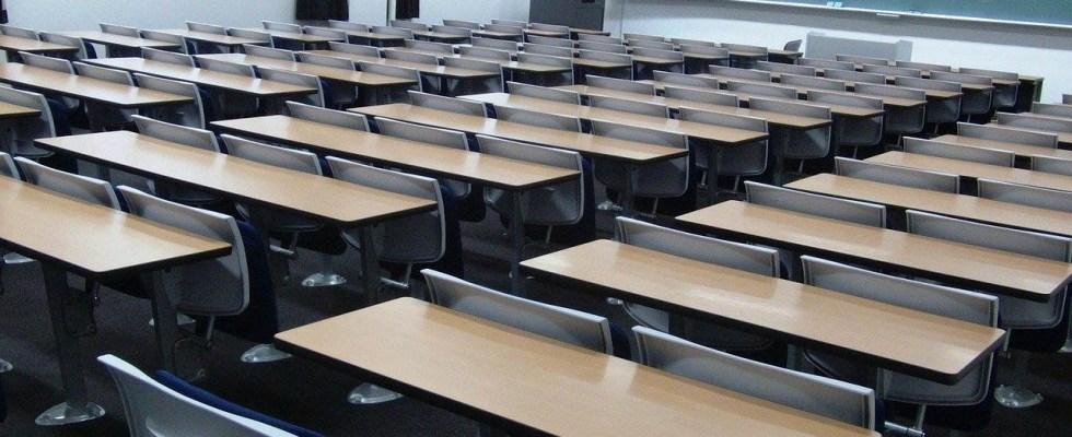 aula clase educación enseñanza